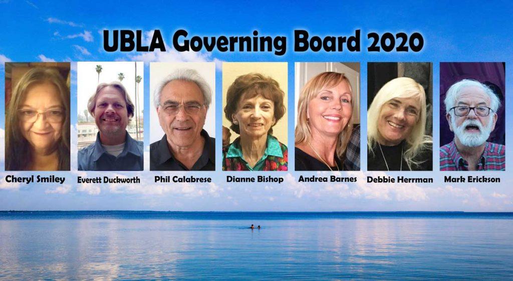 UBLA Governing Board